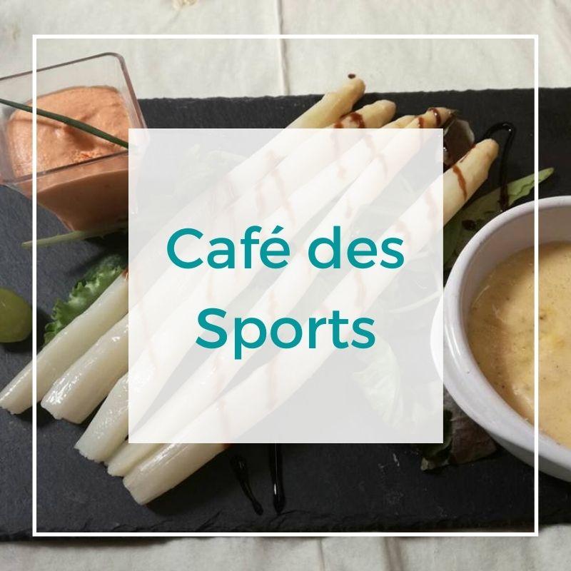 café des sports boussac