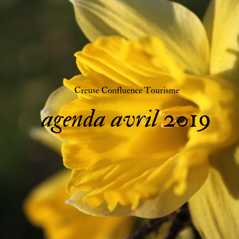 Agenda avril 2019
