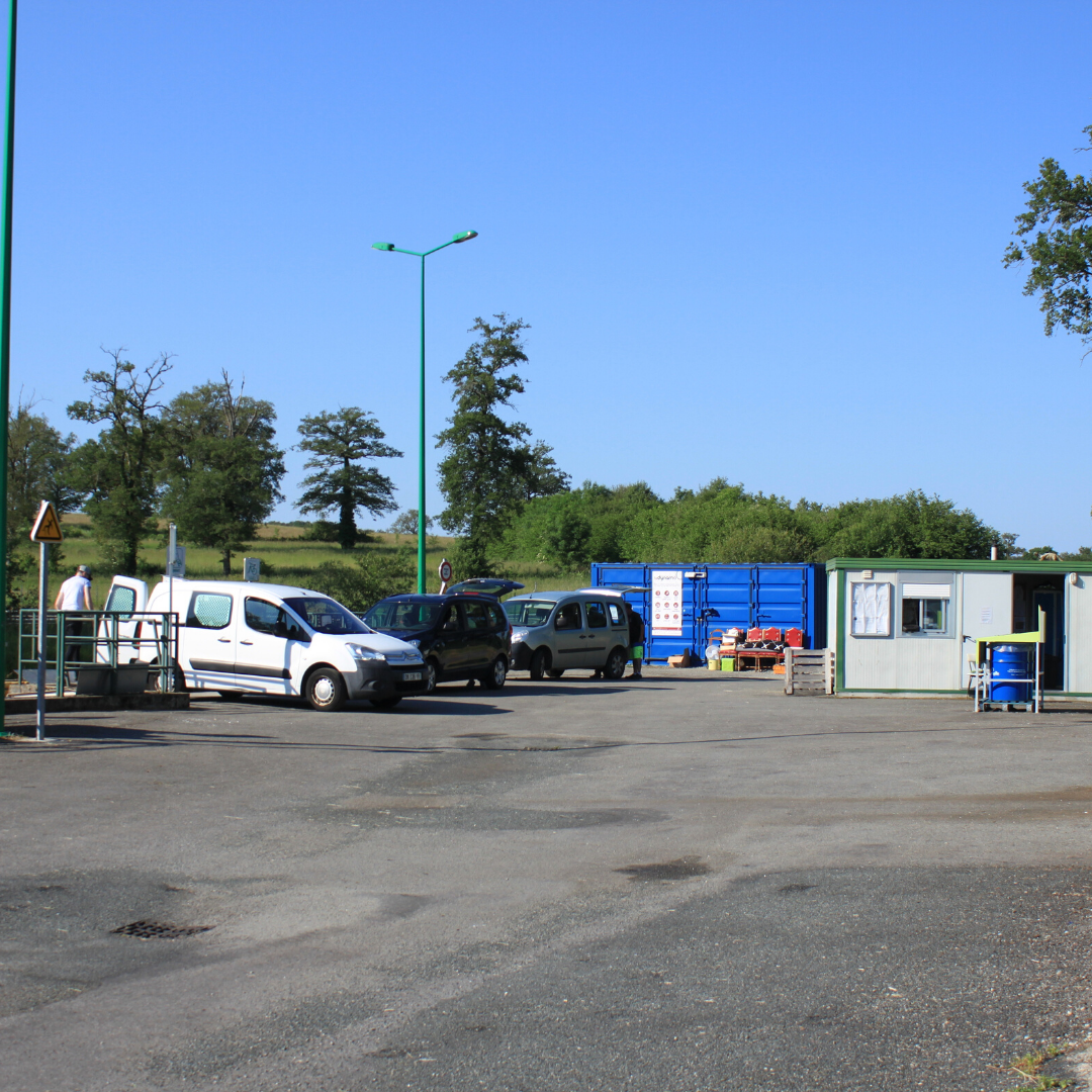 Déchèterie Budelière: fermeture exceptionnelle le 02 janvier