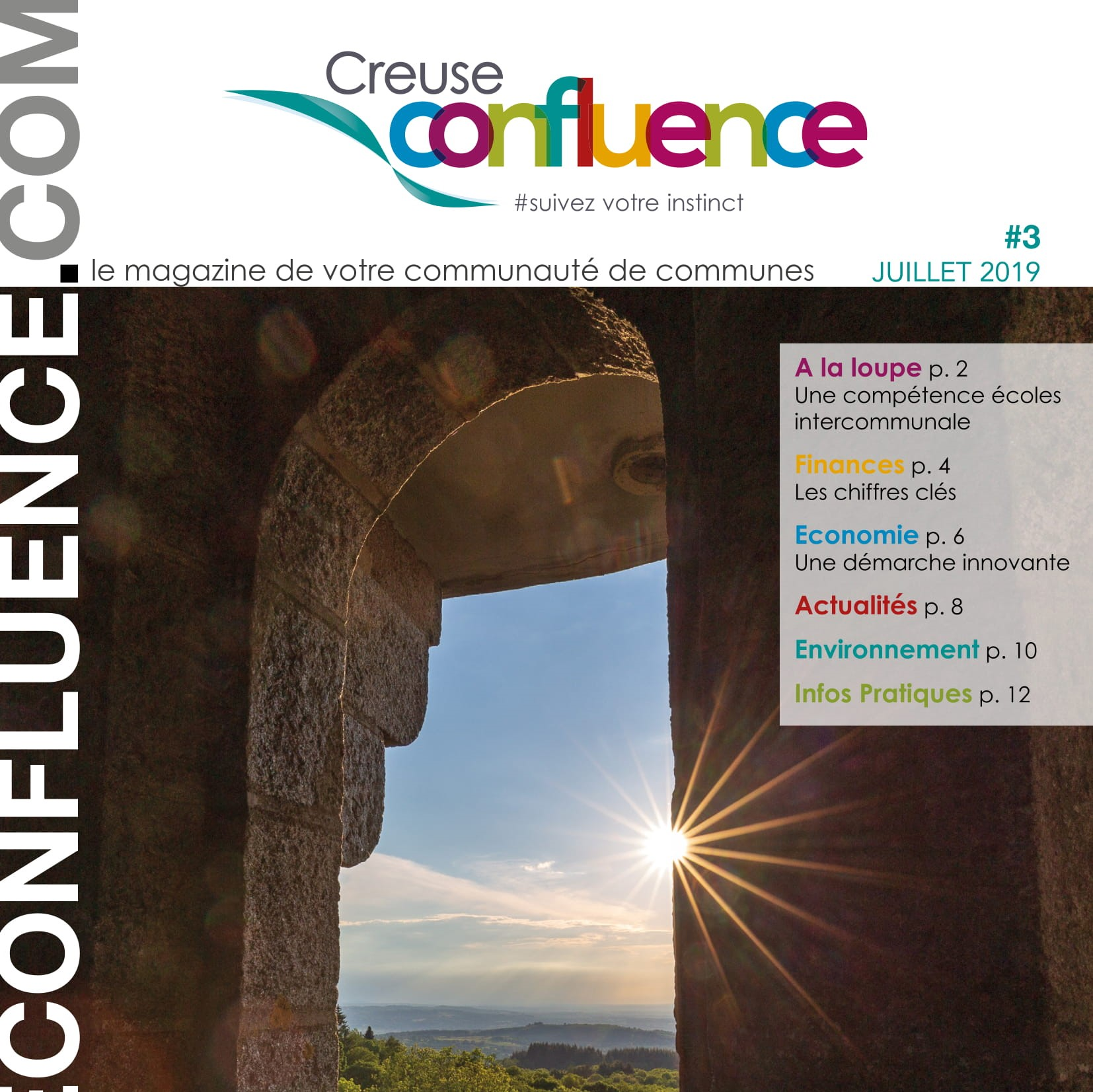Magazine creuse confluence N°3