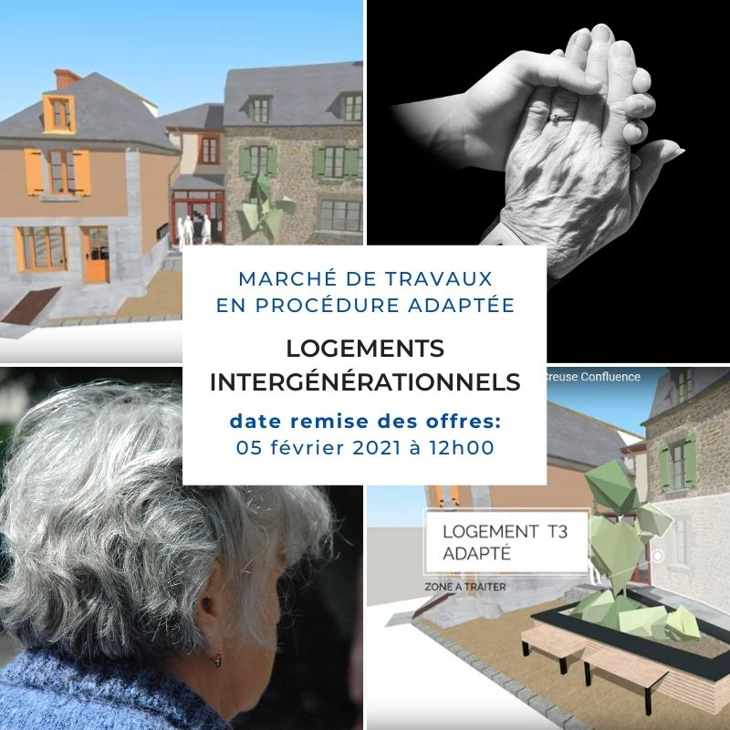 AMENAGEMENT DE LOGEMENTS INTERGENERATIONNELS