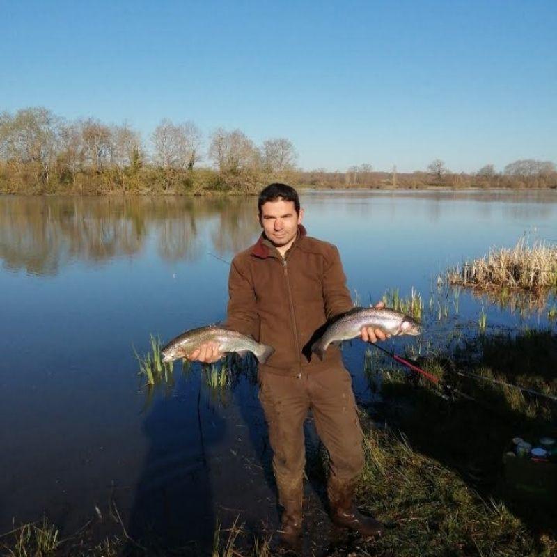 Une belle saison qui démarre à l'étang de la Reyberie